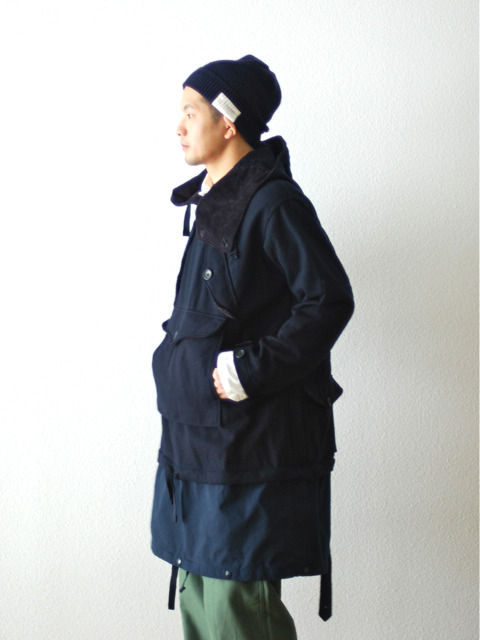 timpoblete:  Engineered Garments Over Parka  Way too sick.