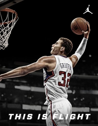 via NIKE Inc.:Jordan Brand announced that Blake Griffin will join Russell Westbrook and rookies Michael Kidd-Gilchrist, Kendall Marshall, Jared Sullinger and Jeff Taylor as new members of the Jordan family for the upcoming season…