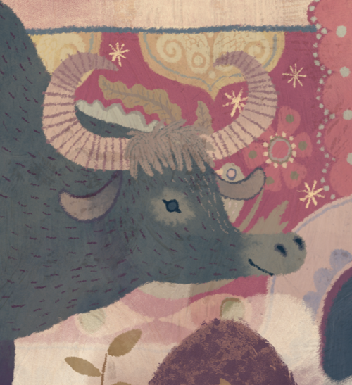 Detail of a book cover I just finished.