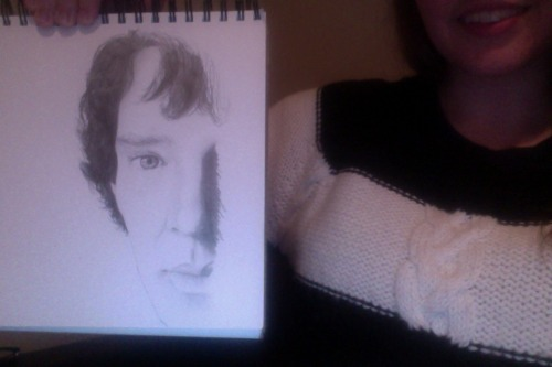 GUISE. I did an art. Not finished, but probably to lazy to complete it.