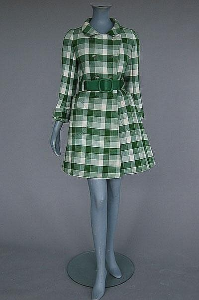 Coat André Courrèges, 1968 Kerry Taylor Auctions