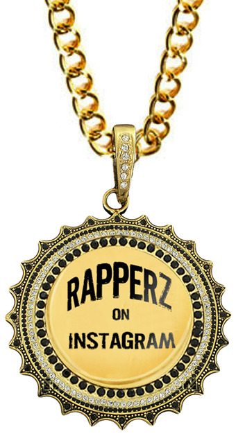 Rapperz On Instagram… duh.