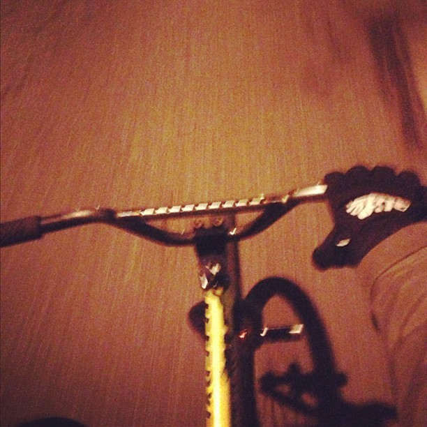 Night lurking  #fgfs #bikes #arethoseholesinthetoptube?