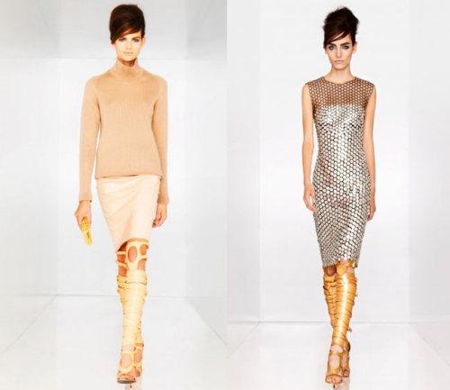 Tom Ford gives us an exclusive sneak peek of his S/S 2013 collection!