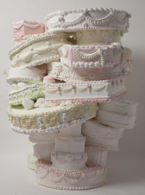valentineuhovski:  Sculpture by Will Cotton.