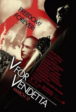 "I am watching V for Vendetta                   ""Remember, Remember, the 5th of November, the gunpowder treason and plot. I know of no reason why the gunpowder treason should ever be forgot.""                                            298 others are also watching                       V for Vendetta on GetGlue.com"