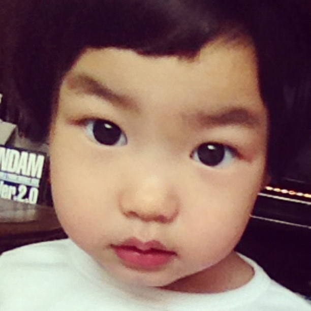 "ygfamilyy:  Tablo: ""ANOTHER SNAPSHOT OF HARU^^"""