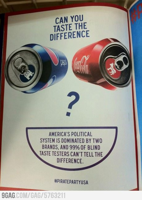 9gag:  Can you taste the difference?  DR.PEPPER IS BOTH COMBINED HAHA