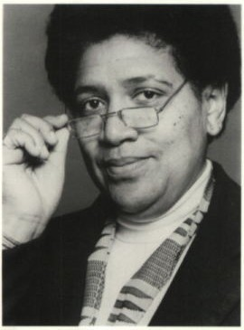 "Audre Lorde: Why she kicks ass She was a Caribbean-American poet and activist; one of her main initiatives was to confront issues of racism in feminist thought. In 1971 she came out as a lesbian; her writings and lectures reflected her concern for the oppressed: women, members of the LGBTQ+ community and racial minorities. Her poerty was published regularly throughout the 1960s, you can find some of her poetry here. In 1980 she co-founded Kitchen Table: Women of Color Press, the first U.S. publisher for women of colour. She was State Poet of New York from 1991 to 1992. Audre Lorde identified issues of class, race, age, gender and health, as being fundamental to the female experience, arguing that although the gender difference has received all the focus, these other differences are also essential and must be recognised and addressed (this can be related to intersectionality). Quote: ""The answer to cold is heat, the answer to hunger is food. But there is no simple monolithic solution to racism, to sexism, to homophobia. There is only the conscious focusing within each of my days to move against them, wherever I come up against these particular manifestations of the same disease."""