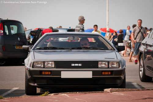 automotivated:  delorean dmc-12 (by marius-photography)