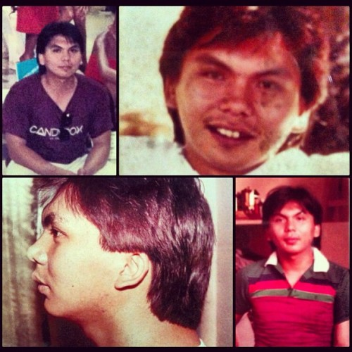 Ang pogi kong tatay Happy happy birthday to the best Papa:) thankyou for everthing pa. Just enjoy ur day okay? Godbless, I Love You  and I miss you so much magkikita din tayo :)