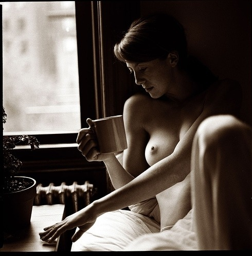 discoveryerotic:  Morning coffee
