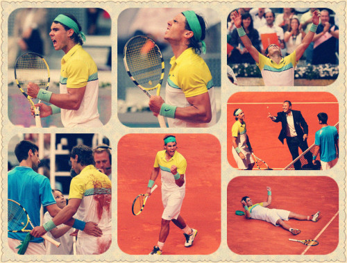 2009 Madrid Masters SF nadal saved 3 MP