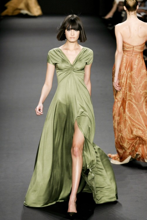 Margaery Tyrell - Bill Blass fall 2007
