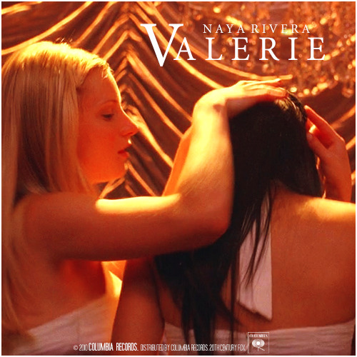 2x09 Special Education | Valerie Alternative Cover 'The Infinite Brittana Series'