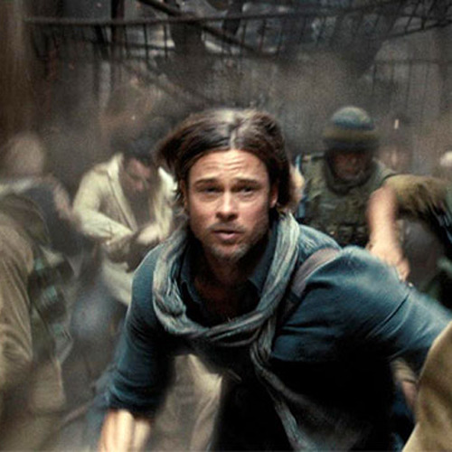 "First footage of Brad Pitt in World War Z: watch now The first footage of Brad Pitt in World War Z has emerged online, with Entertainment Tonight previewing a few snippets in advance of a more detailed ""first look"" scheduled for broadcast in the coming weeks…"