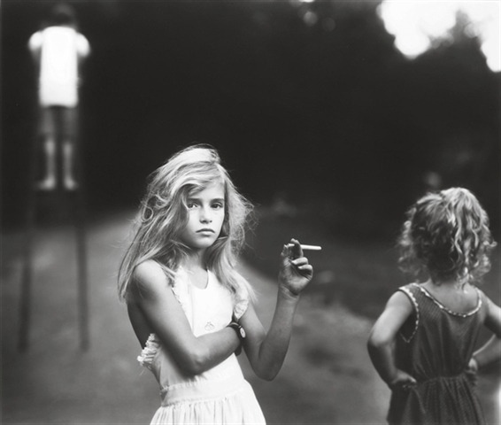 sally mann, one of the most controversial photographers of all time.