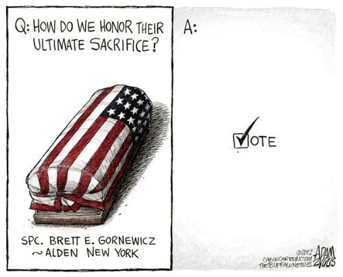 azspot:  Adam Zyglis: Election Day Duty
