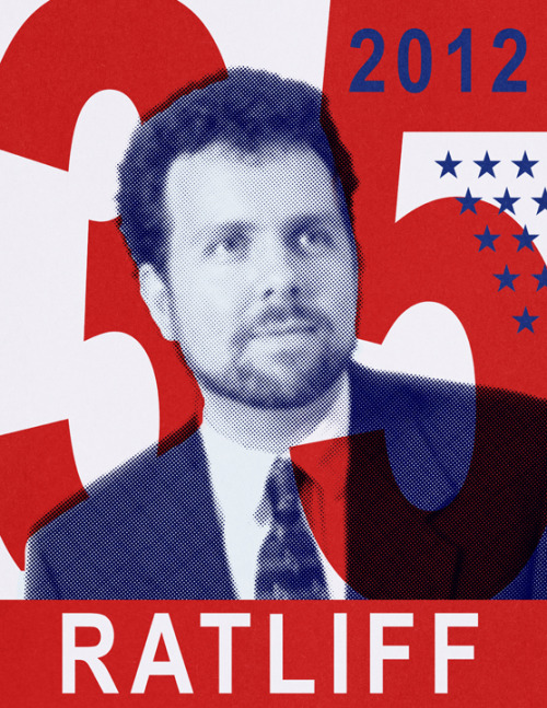 RATLIFF 35/2012: ELECTION DAY I announced my candidacy at the beginning of August, 2011. I was 35 Years Old. Now, it is Election Day, 2012, and I am 37. It's been a long journey, and a great many (older) candidates have dropped out of the race over the past 15 months. But not me. I am still in this to win it, and I think today it's finally going to happen. By the time I get back to my apartment tonight to update this tumblr, I will be The President-Elect Of The United States Of America. The Chris Gethard Show will be broadcasting starting at NOON today, and will be on the air for 12 hours straight. If you go to thechrisgethardshow.com you will be able to see that broadcast and also a live-stream direct from my campaign headquarters. It promises to be an exciting day. I hope you vote, and I hope you will tune in to see what happens.
