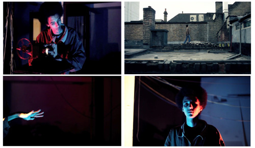 Stills from the Popup Cinema music video! Online next week!