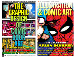 Off to LA for my 2 lectures, THE GRAPHIC DESIGN OF COMIC BOOK ART for AIGA-LA (http://aigalosangeles.org/events/comments/the_graphic_design_of_comic_book_art1), and ILLUSTRATION & COMIC ART for Michael Dooley's Art Center College of Design (http://teachevil.com/2012/10/30/illustration-comics/)! Hope to see my LA-area peeps there!
