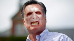Lord Romneyvort. He who should not be elected.