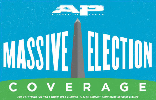 Check out the AP editorial staff's playlist to make you want to get out and vote today! [LISTEN]