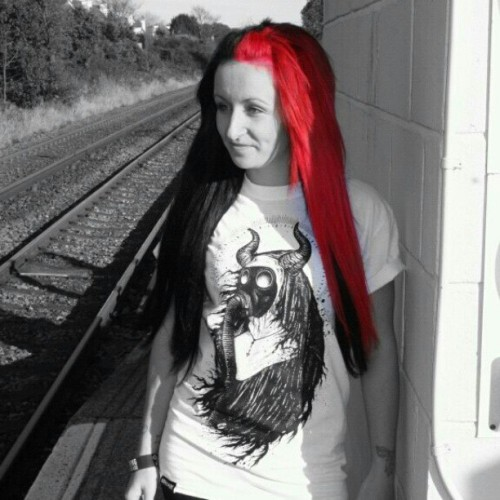 "Pick up our ""the nun""  unisex tshirt at www.inthedarkclothing.co.uk #inthedarkclothing #inthedark #itd #instagram #streetwear #street #wear #skate #skateboard #bmx #bmxuk #motox #surf #mtb #tshirt #tshirts #tattoo #tattoos #crossedaxes #london #brighton #clothing #fashion #nun #gasmask #mask #redhair #devil"