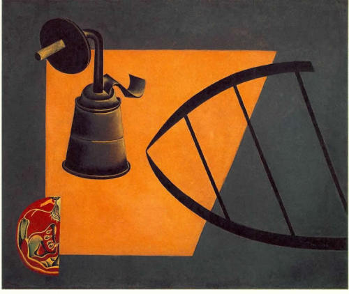 The Carbide Lamp, by Joan Miro