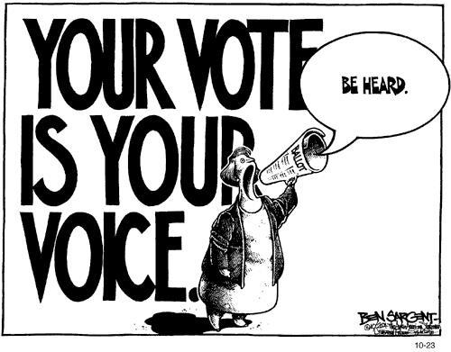 cambyo:    Your Vote is Your Voice.