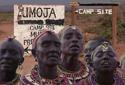 UMOJA: A village where no men are allowed These Kenyan women have faced violence and oppression in their community for many years. They say violence and male dominance are part of their culture—a part that they do not like. Following a fierce leader, Rebecca, the women of Umoja started their own village. A village where no men are allowed. A village that is safe for women to live well, eat healthy, and support each other. Watch this moving documentary to see how the Umoja women created a safe space, and sustained living.