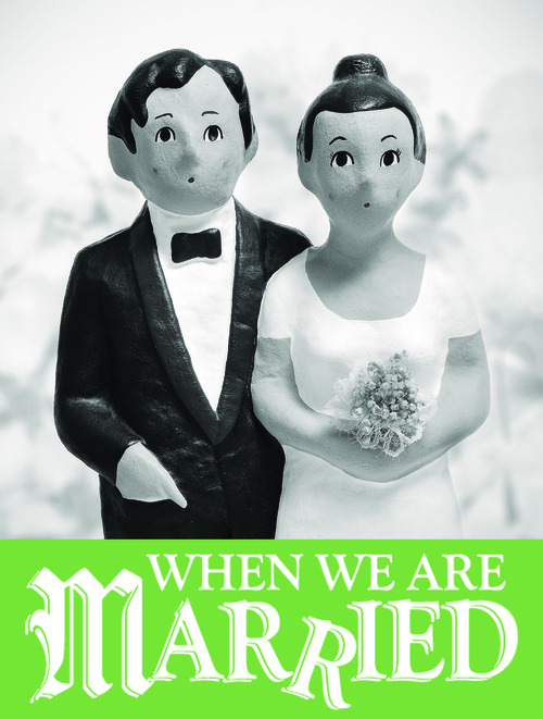 When We Are Married logo