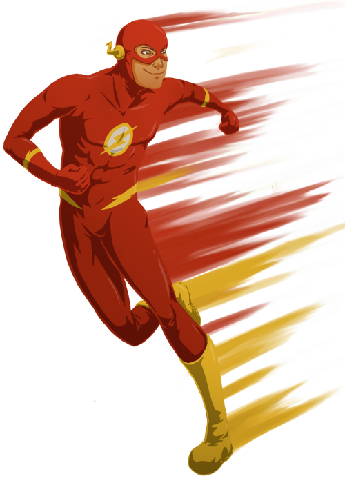 Wally West by tacokisses