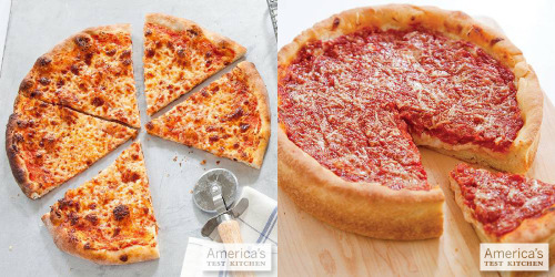 Pizza for President? Cast your vote: Thin-Crust vs. Chicago-Style Deep-Dish.  1. http://bit.ly/SVwRB6 2. http://bit.ly/RR0bqP.