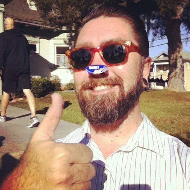 Hey Will Ferrell I voted and I want my tattoo.