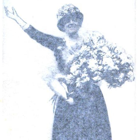 Frontispiece photographed through tissue. From History of Woman Suffrage: 1900-1920, ed. by Ida Husted Harper (1922). Original from Harvard University. Digitized July 10, 2007.