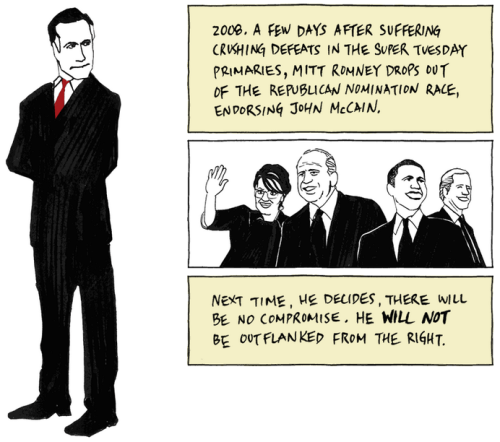 """America: Elect!"" The online interactive graphic novel of Election 2012, by the Guardian US. Kind of the coolest thing going right now."