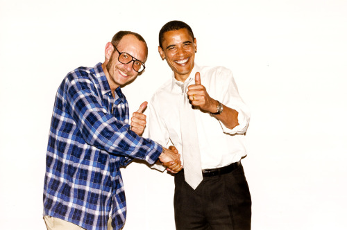 terrysdiary:  Me and Obama