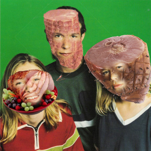 What if '90s Teen Pop Group Hanson Turned into Ham?