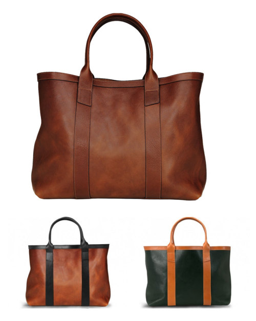 witanddelight:  lotuff, the best leather bag.