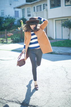 calivintage:  new outfit post is up! you can click here for more photos and outfit details.   So adorable! Website | Twitter | Facebook