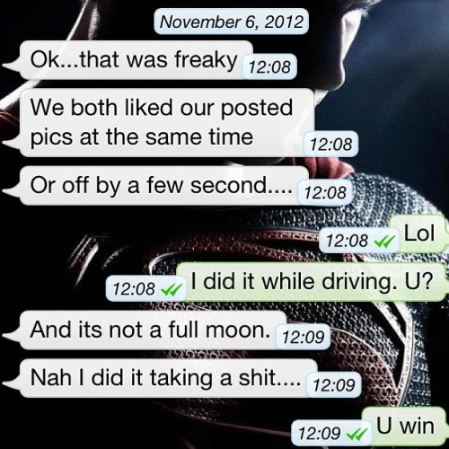 Real conversation between me and my friend #lol #funny #hilarious (at Washington, DC)