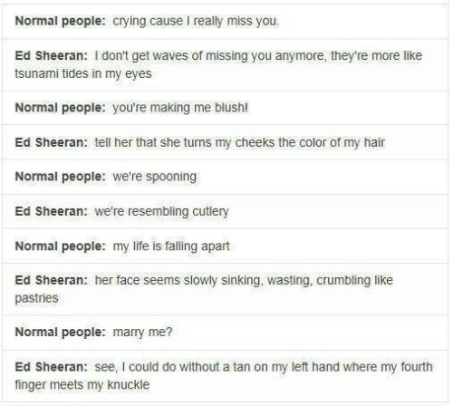 everythingawesomesauce:  Ed Sheeran <3