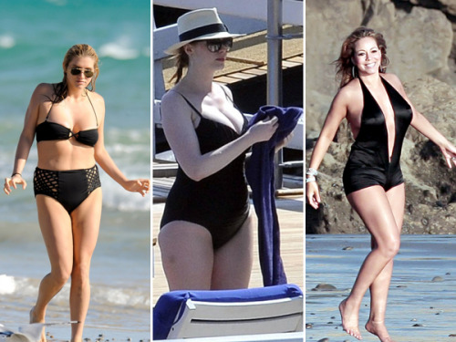 Curious on who had the hottest bikini body this summer season? Check out the Celebuzz album of our top bikini bodies from 2012!  Click the image above to view them all!