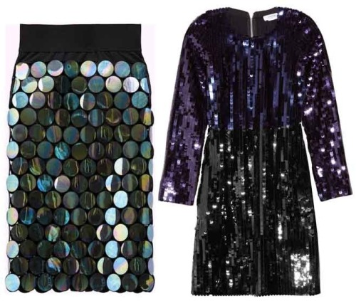 Two jazzy finds from The Outnet's mega clearance sale.
