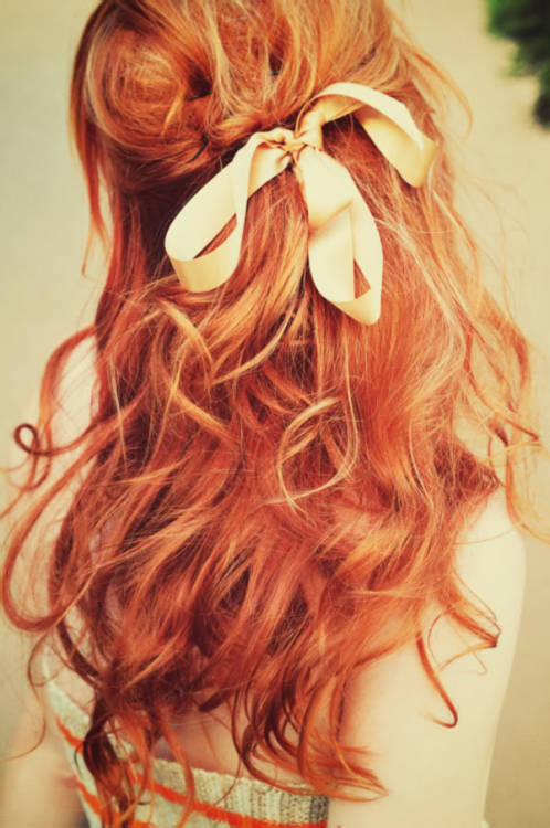 lawhimsy:  Dreamy, Dreamy Hair ~ La  cutest