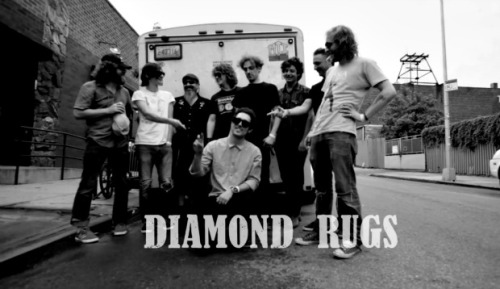 "The IFC Network recently did a short documentary on Diamond Rugs called ""Diamond Rugs Uncovered"".  Check it out!"
