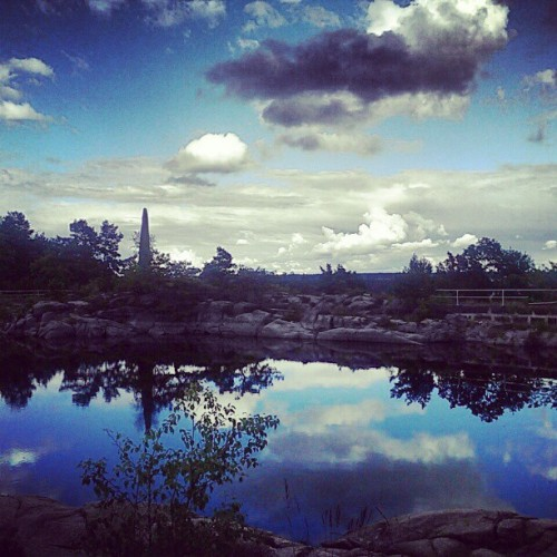 #fredrikstad #lake #nature #skys  #sky #summer #day