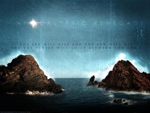Apocalyptic Renegade - Twin Atlantic
