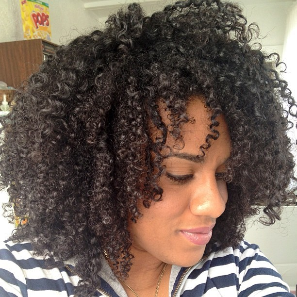 melshary:  3rd day hair using Curl Junkie Pattern Pusher. Review coming soon! #naturalhair #naturalhairdaily #naturalhairsista #naturalhairdoescare #teamcurly #teamnatural #teamnatural_ #teamnaturalhair